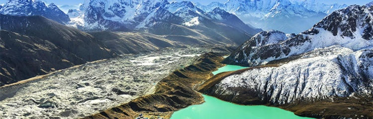 Everest Base Camp and Gokyo Lakes